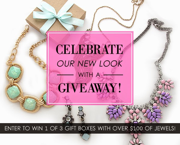 Just J: Win over $100 worth of jewelry from Olive+Piper