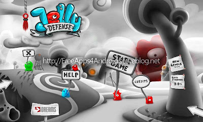 Jelly Defense Free Apps 4 Android