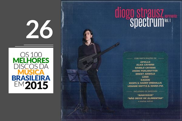 Diogo Strausz - Spectrum Vol. 1