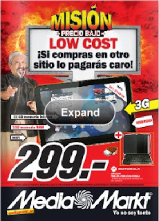 catalogo low cost MM abril 2013