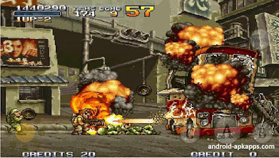 Metal Slug Defense Mod Apk + Data for Android