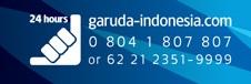 Garuda Indonesia Call Center