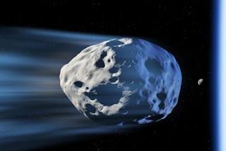 Se acerca asteroide a la tierra 2011