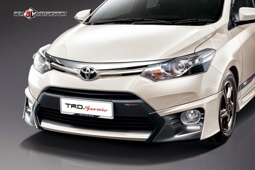 Toyota Chr Philippines >> Makmur Hati Tyre shop (MHTS): Pre-Order Vios TRD Sportivo 2013-2014 Bodykit