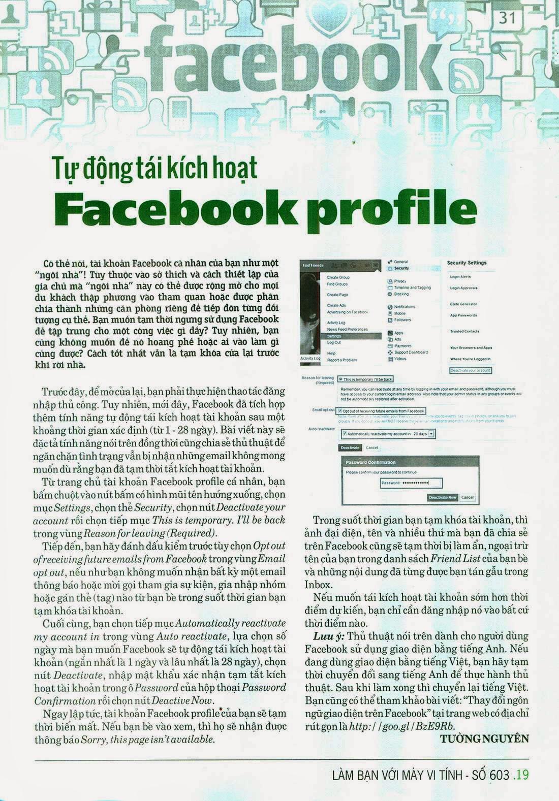 Làm Bạn Với Máy Vi Tính – 603 - tapchicntt.com