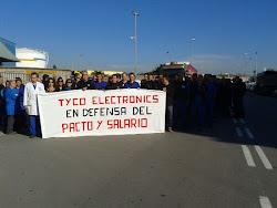 Tyco Electronics no a los recortes
