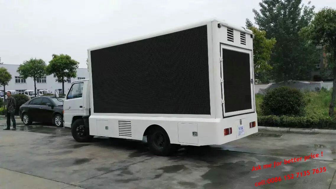 Truck Sound System >> Jmc Trucks Led Truck With Sound System Trucks In China
