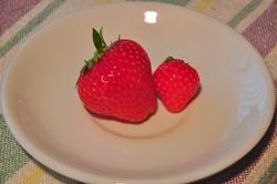 Erdbeerbombe...