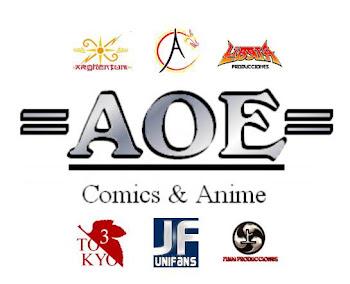 Asociación de Organizadores de Eventos de Comics y Anime