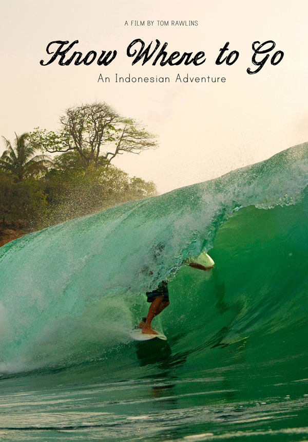 Know Where To Go surf movie