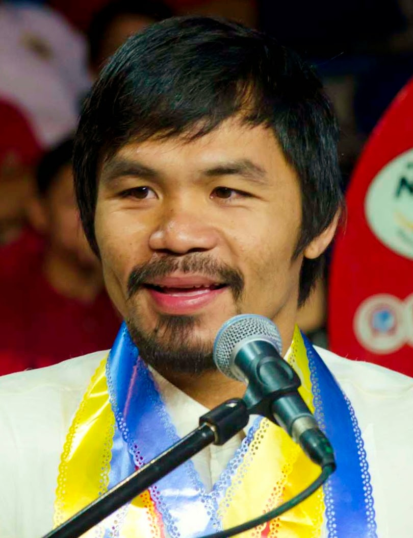 is manny 'pacman' pacquiao really a Manny pacquiao's last fight didn't go how he wanted manny pacquiao challenges conor mcgregor to 'real boxing match' in 2018 pac-man is looking for a payday.