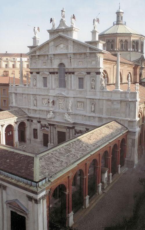 arte opere di Bramante a Milano