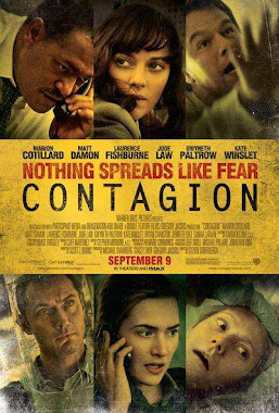 Contagion DVD Full Español Latino ISO