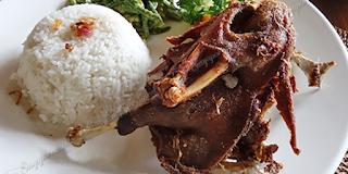 Makan Siang dengan Resep Juara Bebek Goreng Yang Gurih dan Empuk