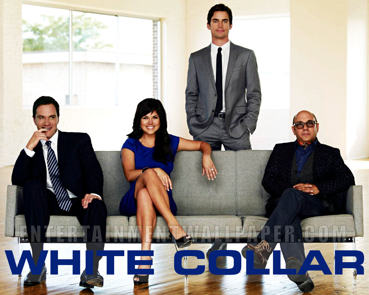 The Gee Spot: TV: White Collar SE1