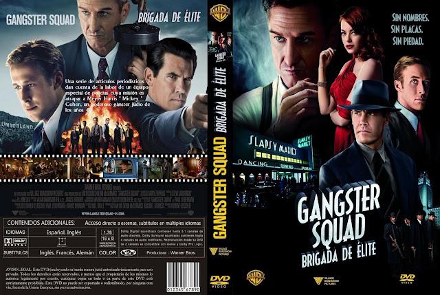 Gangster Squad (Brigada De Elite) DVD