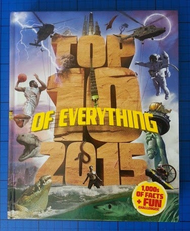 The Top 10 Of Everything 2015 Book Review