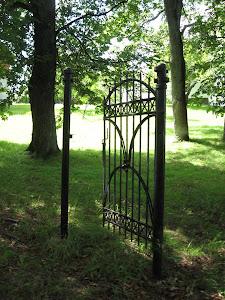 """""""Den hemmelige hagen""""..."""
