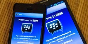 Cara Mendapatkan BlackBerry ID atau PIN di BBM Untuk Android & iOS
