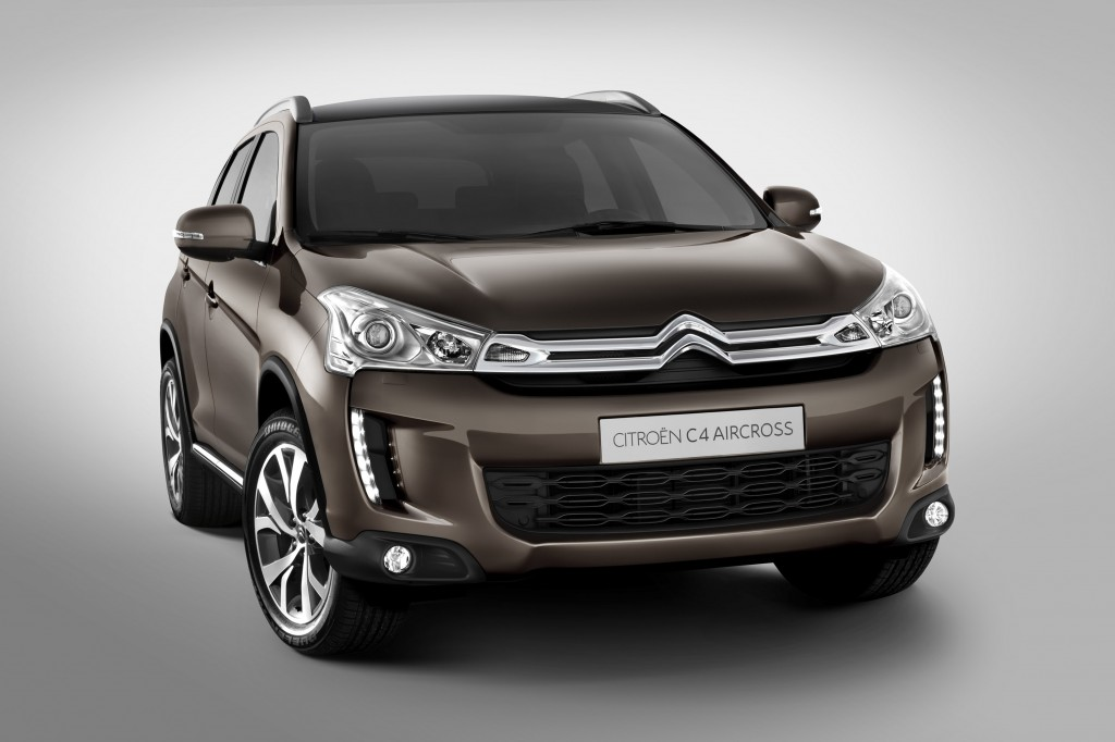 citroen c4 aircross 2012 compact suv. Black Bedroom Furniture Sets. Home Design Ideas