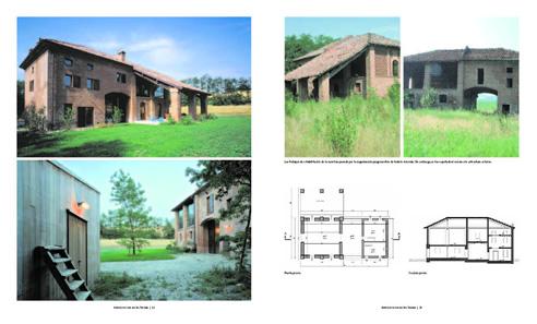 Libros rehabilitaci n de casas rurales fotograf as - Rehabilitacion casas rurales ...