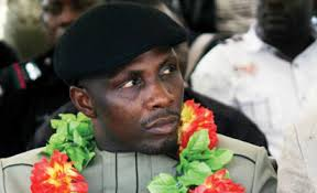 War Ship Owned By Niger Delta Militant Leader Causes Stir