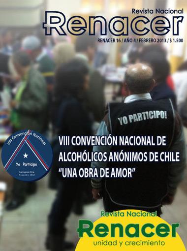 Revista Renacer 16