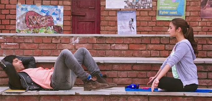 Varun Dhawan & Alia Bhatt in Humpty Sharma Ki Dulhaniya HD Wallpapers