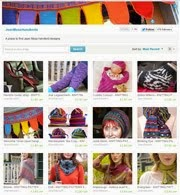 Browse my patterns on Etsy
