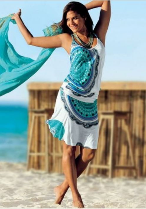 What to Wear to a Beach Wedding? : Dresses for Every Occasion
