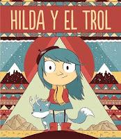 Club de lectura infantil, Hilda y el trol, Luke Pearson