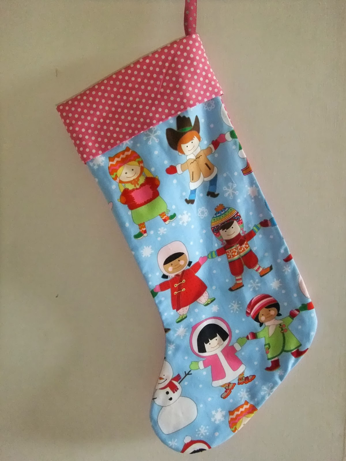 If you make a stocking using this pattern, please send me a photo. I ...