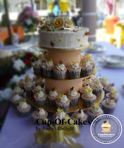 Tier Cupcakes &amp; Cake