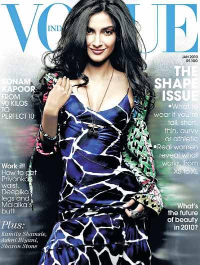 The Style Hymn: Sonam Kapoor's Weightloss Tips!!