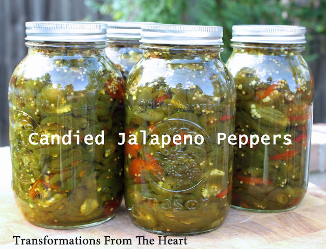 Sweet Jalapeno Peppers