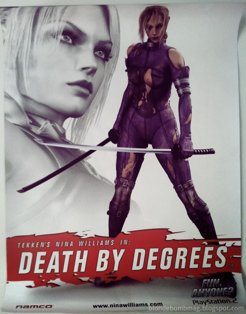 Nina Williams poster