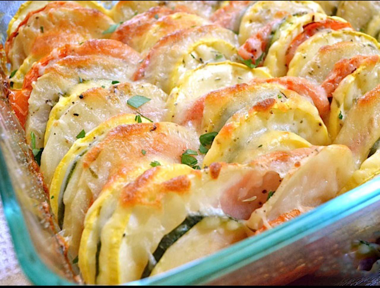 Овощи в духовке с сыром рецепт пошагово в духовке