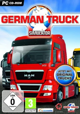 German Truck Simulator Free Download