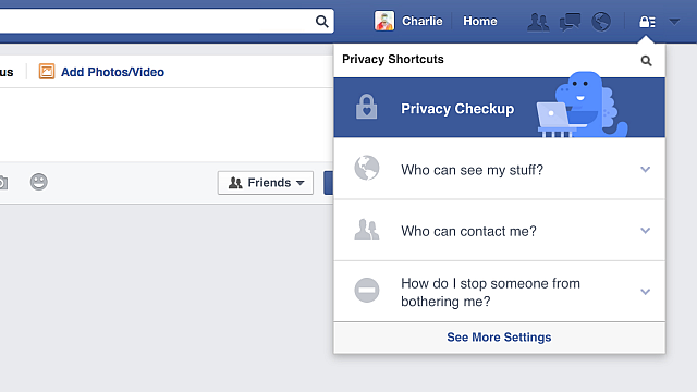Privacy Check-up Tool To Protect Your Privacy On Facebook 1
