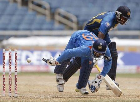India vs Sri Lanka Tri-series 2013Final Livescores, SL vs Ind scores 2013,