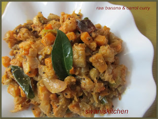aratikaya, carrot curry