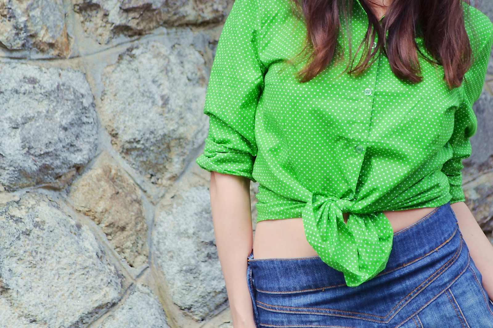 Fault crop top Katharíne-fashion is beautiful