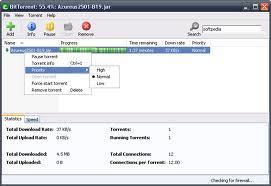 تحميل برنامج بيت تورنت Download BitTorrent برنامج تحميل اللعاب والافلام والملفات