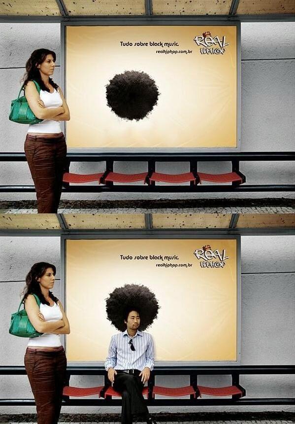 Publicidad creativa, Real Hip Hop