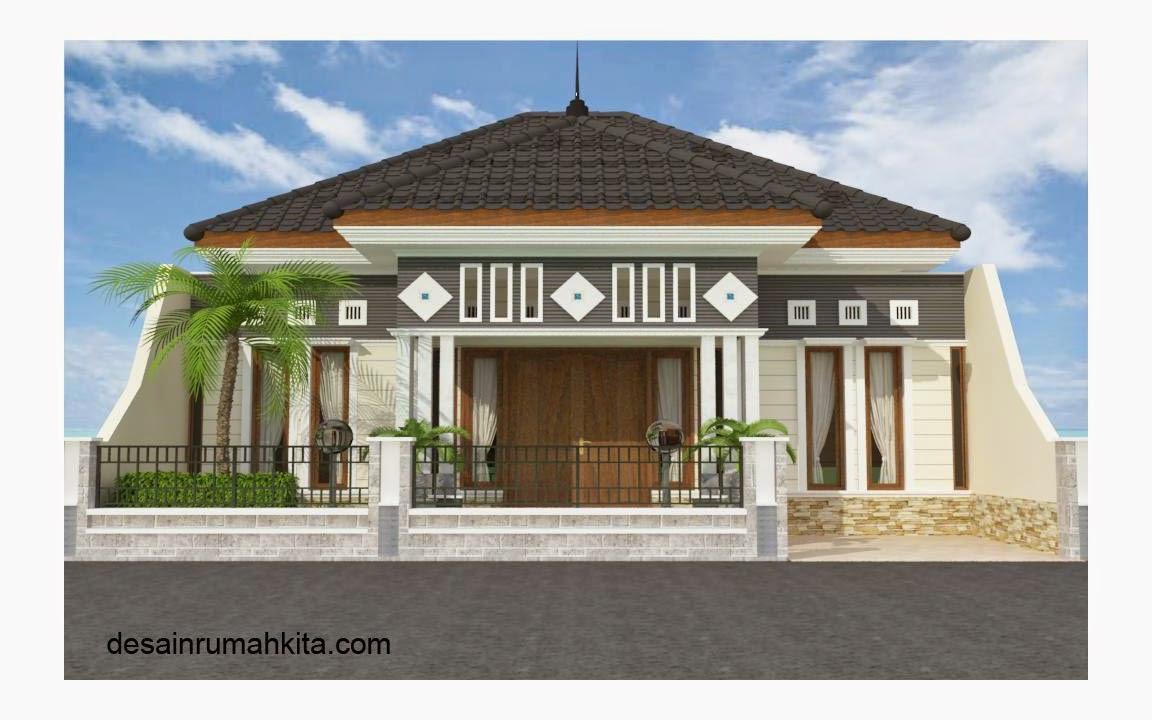 Desain Rumah Minimalis 1 Lantai Type 90 Gambar Foto Desain Rumah