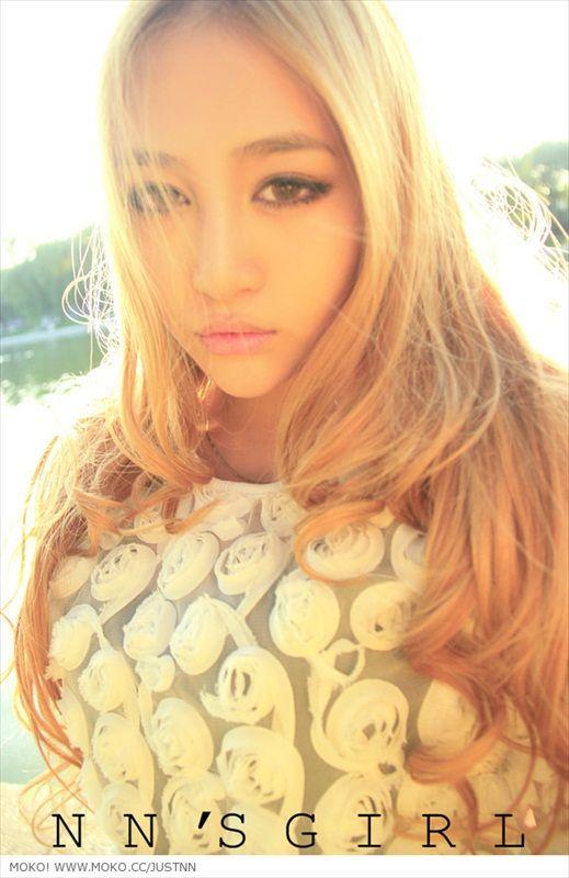 Yuan Ting Ting – Cute Qingdao Girl - I am an Asian Girl