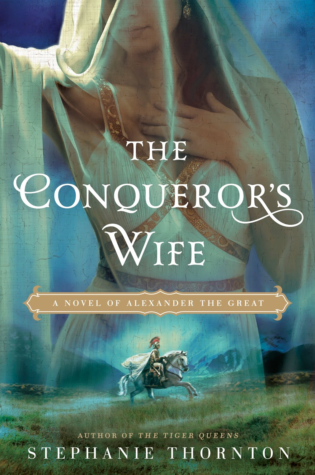 Pre-order THE CONQUEROR'S WIFE (Dec. 1, 2015)
