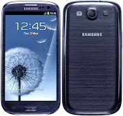 The Samsung Galaxy SIII is, according to Samsung anyway, 'inspired by nature .