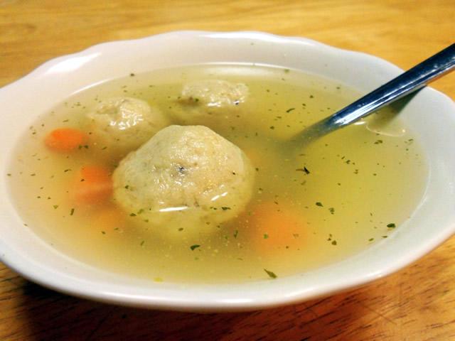 Basic Matzo Ball Recipes — Dishmaps