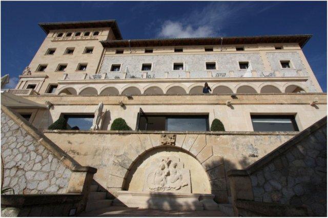 Palacete Maricel en el Hotel Hospes Maricel en Mallorca